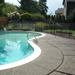 Pool Fence Easy Diy Installation Sentry Visiguard Mesh